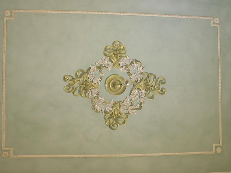Decorare la tua casa - Decorazioni per soffitti ...