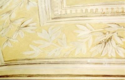 Restauro Soffitto Dipinto ~ Ispirazione di Design Interni
